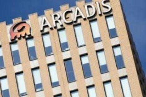 Arcadis heeft top nog niet bereikt