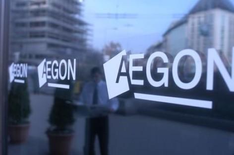 Aegon: topper binnen AEX
