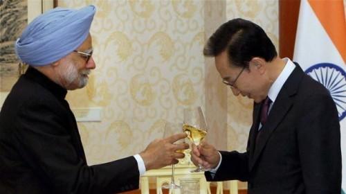 Knauw voor Z-Korea en India