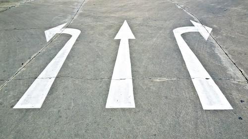 Tegengestelde richtingen centrale banken