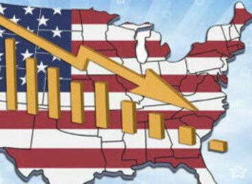 Amerika zakt weg door handelsspanningen