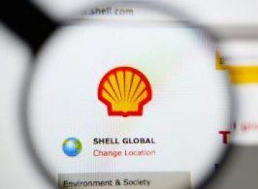 Sterk vierde kwartaal Shell