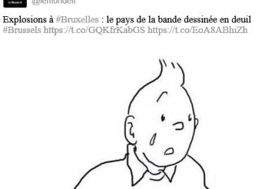 Aandelenkoersen herstellen na aanslagen in België