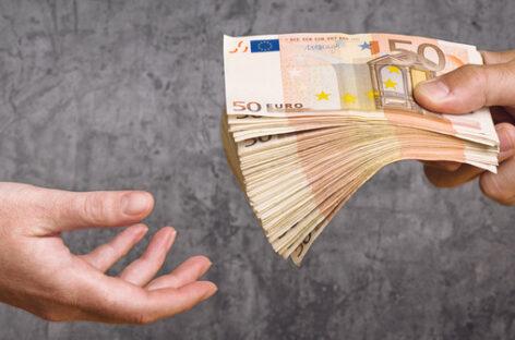 Beleggen met geleend geld, goed idee?
