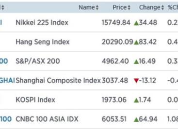 Japanse belegger droomt over opkopen aandelen
