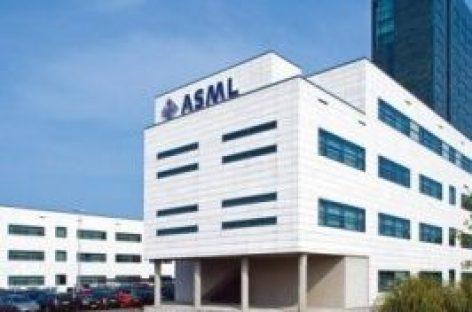Koersstijging ASML kan versnellen