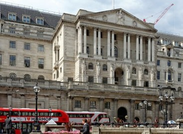 AEX wacht op de bank of England
