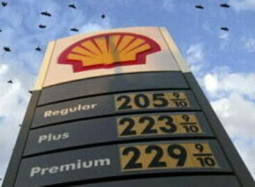 RD Shell lijkt aanval op 31 euro te willen doen