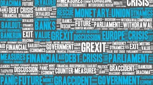 Grexit maar Athene kan 18% omhoog