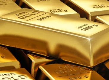 Goudprijs gaat dalen