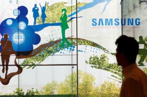 Samsung met een recordkwartaal