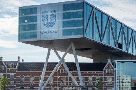 Aandeel Unilever in trek door speculatie nieuwe overnamepoging!
