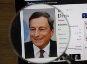 Draghi-dag is ook een beetje Dollar-dag