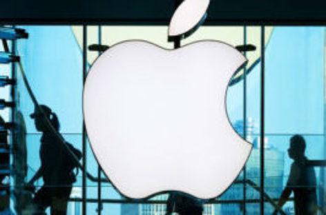 Mooie koersimpuls Apple