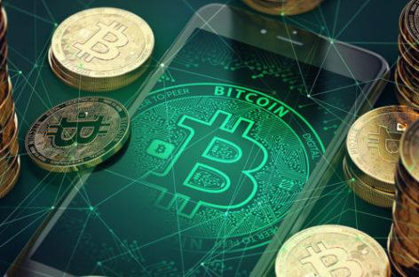 Bitcoin digitale zeepbel