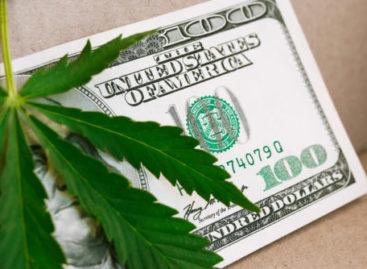 Een monumentaal keerpunt in de marihuana-industrie