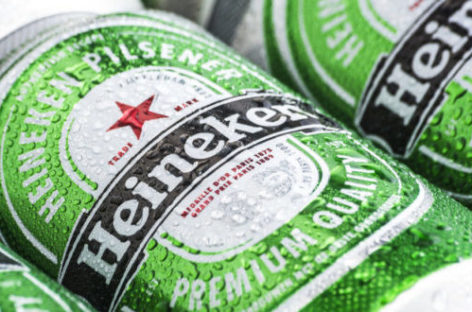Schrijven puts Heineken laten gisten