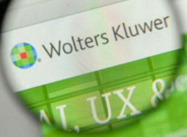 Wolters Kluwer in 12 maanden +40,6%