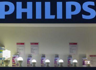 Philips kan naar 37 euro