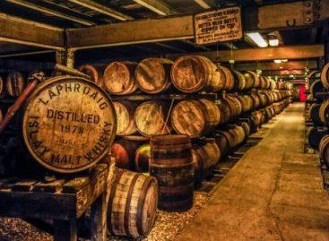 De whiskyindustrie helpt de belegger