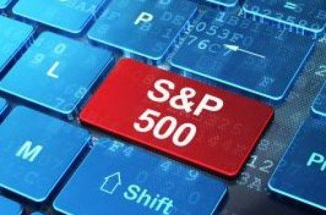S&P op zoek naar piek van 3 maanden geleden