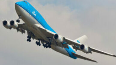 Air France-KLM niet lang meer een hoogvlieger
