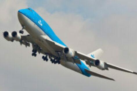 Boarding voor Air France-KLM