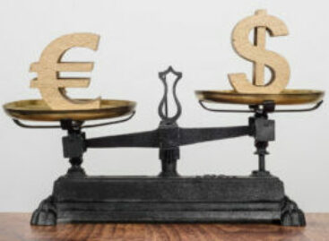 Omslag euro/dollar