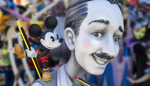 Walt Disney: Modern sprookje ?