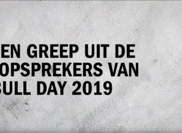 Video: deze sprekers ziet u morgen op Bull Day