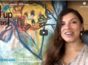 Vlog: Pharming biedt potentie van 26%