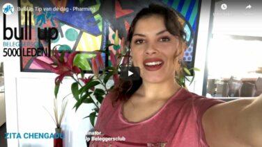 Vlog: Pharming kan meer dan 10% stijgen