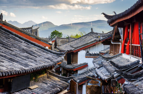 China ETF kan omhoog