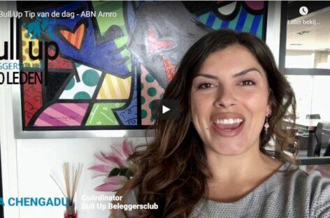 Vlog: ABN Amro kan met meer dan 100% stijgen