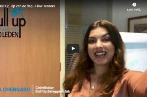 Vlog: Flow Traders ziet er positief uit