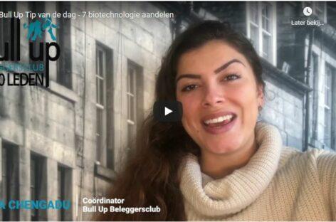 Vlog: De 7 beste biotechaandelen om nu in te beleggen
