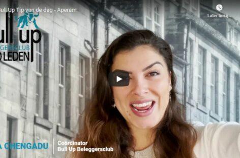 Vlog: Aperam op weg naar de weerstand van 32 euro