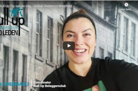 Vlog: Mooie koerskans voor Unibail