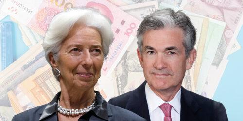 Yellen en Lagarde kunnen bodem onder bitcoin wegslaan
