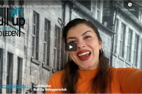 Vlog: 4 redenen om Europese aandelen te kopen