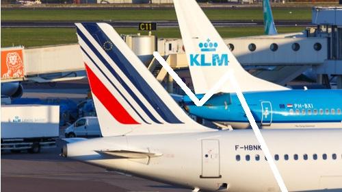 De tranen van Ben Smith (en aandeelhouders AF-KLM)