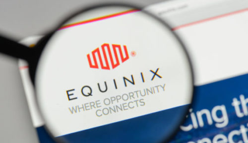 Equinix in the sweet spot