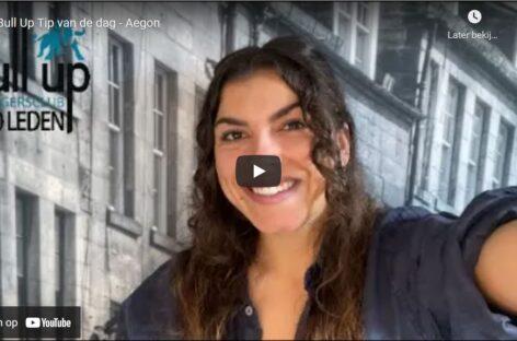 Vlog: Corné van Zeijl (Actiam): 'Aegon favoriet'