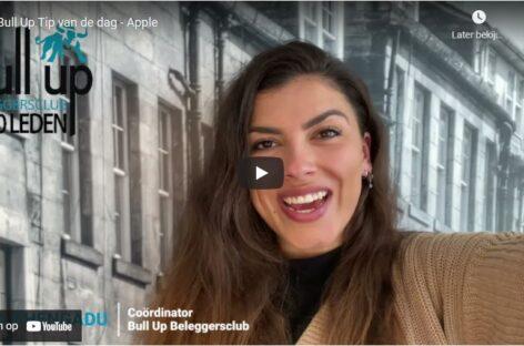 Vlog: Kwijlend mooie resultaten Apple