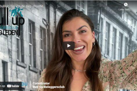 Vlog: PostNL: daling naar 3,50 euro zou heel mooi zijn