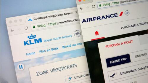 Liever Airbus dan Air France
