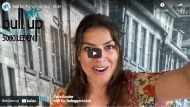 Vlog: Groener Shell een koopje (k/w 9,5)