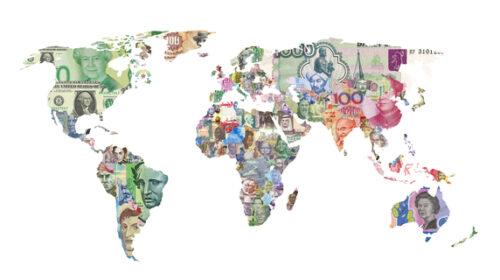 Beleggers moeten buiten Europa kijken