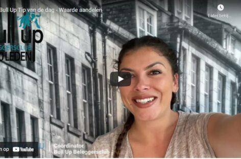 Vlog: Waarde versus groei (tips)
