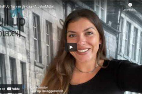Vlog: Trend ArcelorMittal is positief